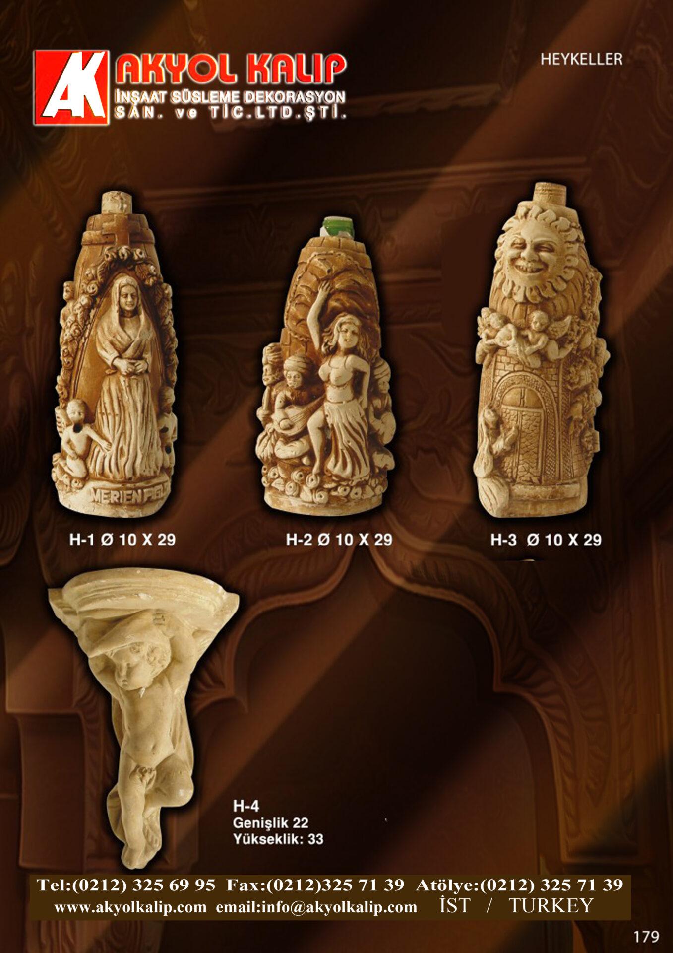 polyester heykel kalıları, polyester heykel kalıp, heykel modelleri, biblo heykel modelleri, biblo, heykel, heykel kartonpiyer kaliplari, silikon kaliplari, dışcephe prekast kalıpları, prekast, prekast kalıpçısı, prekast ustası, prekast uygulama ustaları, rtv2 kalıplama, çatı deresi kaplama