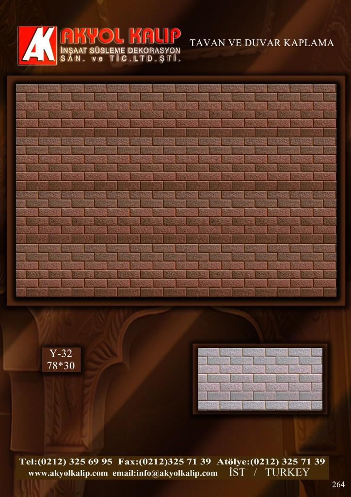 tavan ve duvar taş kaplama modelleri