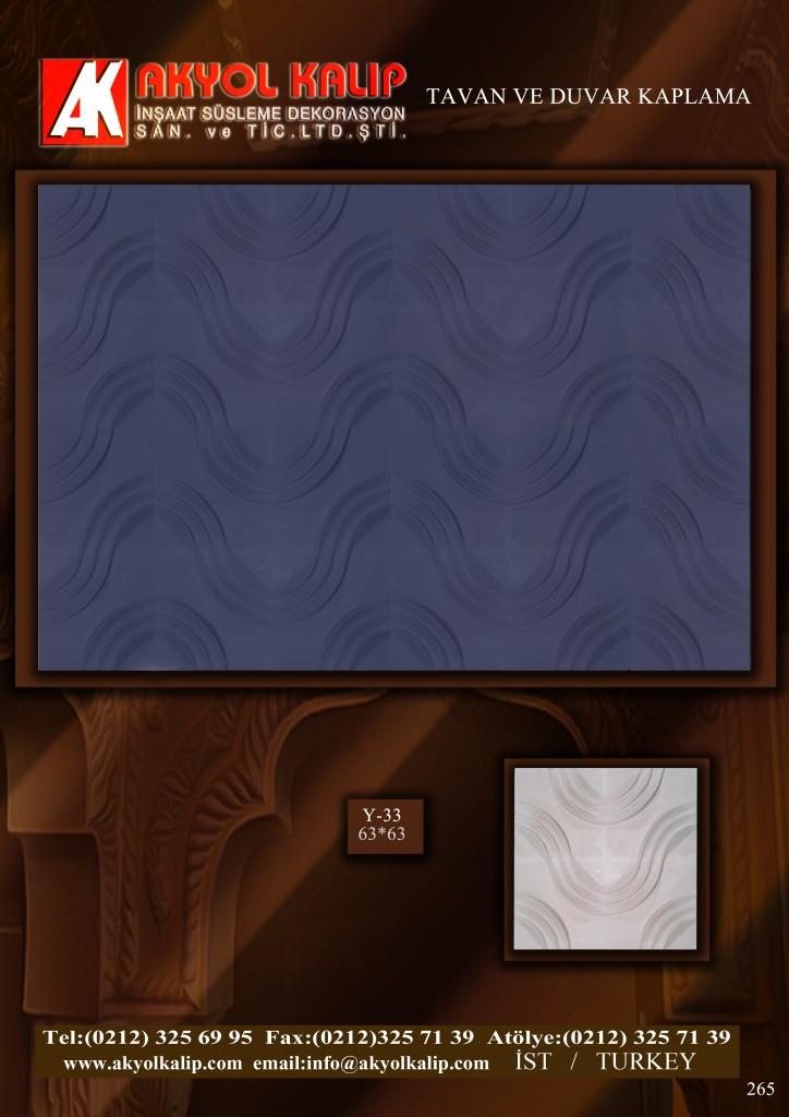 tavan ve duvar kaplama modelleri